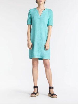 Sandwich NL Korte jurk in linnen