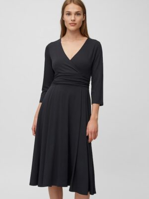 Marc O'Polo Jersey jurk dark atlantic