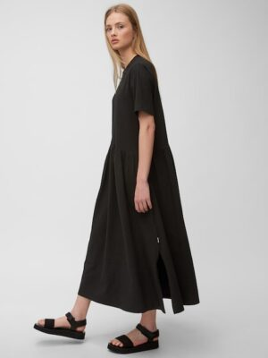 Marc O'Polo Jersey jurk black