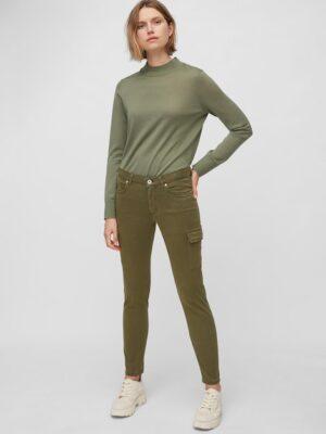 Marc O'Polo Jeans model LULEA slim mid waist native olive