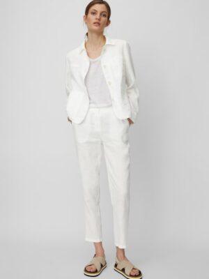 Marc O'Polo Broek model SKREA white linen