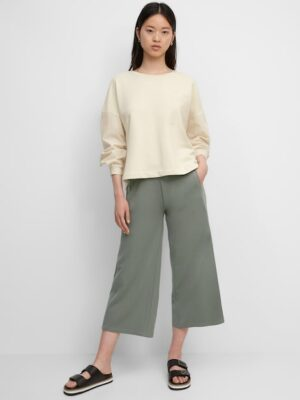 Marc O'Polo Jersey culotte olive garden