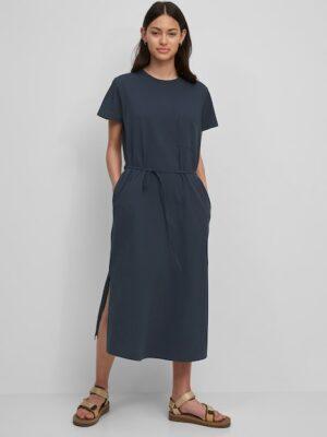 Marc O'Polo T-shirt-jurk DRESS BLUE