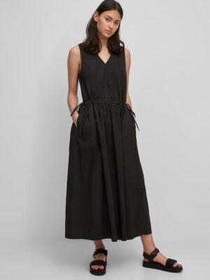 Marc O'Polo Mouwloze jurk black