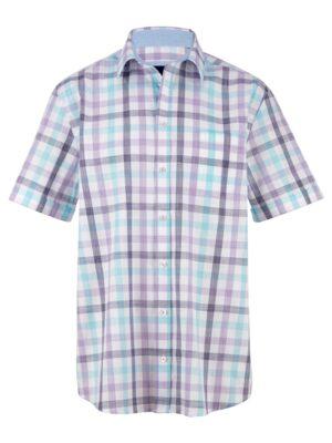 Babista Overhemd BABISTA Paars::Lichtblauw