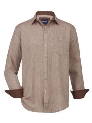 Babista Overhemd Babista Premium Beige