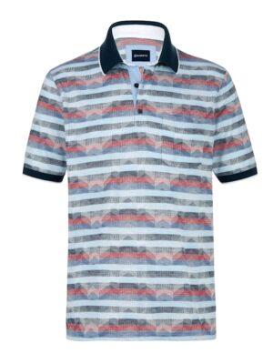 Babista Poloshirt BABISTA Blauw::Groen