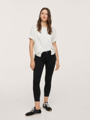 Mango  Skinny crop jeans