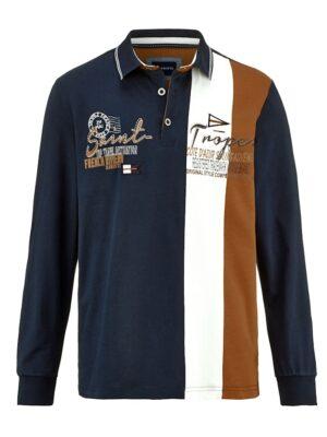 Babista Poloshirt BABISTA Marine::Bruin