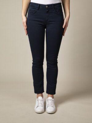 Cavallaro Napoli Dames Emma Jeans - Donkerblauw -