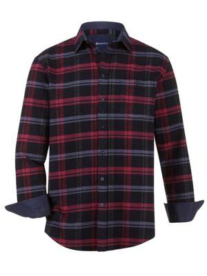 Babista Overhemd BABISTA Marine::Rood