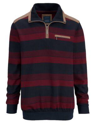 Babista Sweatshirt BABISTA Rood::Marine