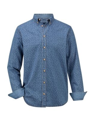 Babista Jeansoverhemd BABISTA Blauw