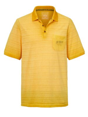 Babista Poloshirt BABISTA Geel
