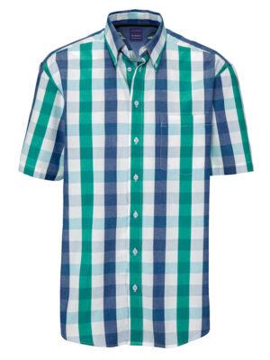 Babista Overhemd BABISTA Groen::Blauw::Wit