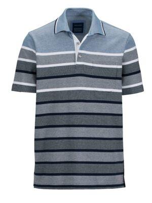 Babista Poloshirt BABISTA Blauw
