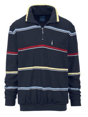 Babista Sweatshirt BABISTA Marine::Rood::Geel::Blauw