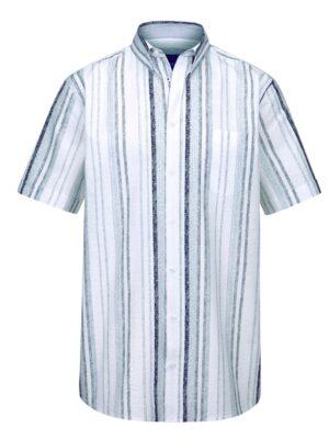 Babista Overhemd BABISTA Wit::Grijs