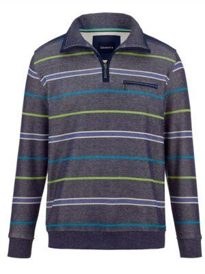 Babista Sweatshirt BABISTA Blauw::Groen