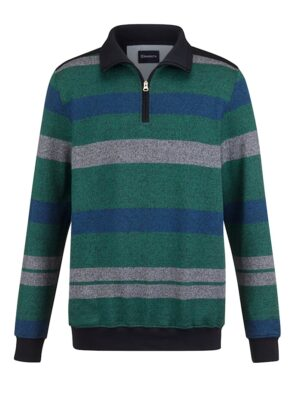 Babista Sweatshirt BABISTA Groen::Blauw