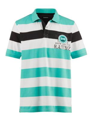 Babista Poloshirt BABISTA Wit::Mint
