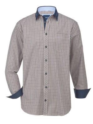 Babista Overhemd BABISTA Marine::Bruin