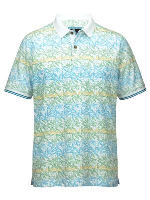 Babista Poloshirt BABISTA Groen::Turquoise