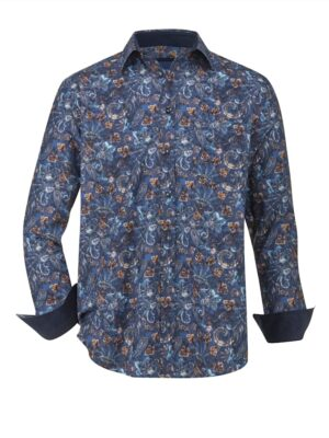 Babista Overhemd BABISTA Blauw