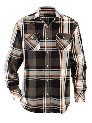 Babista Overhemd BABISTA Olijf::Oranje