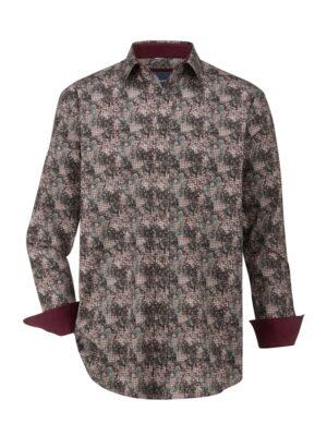 Babista Overhemd BABISTA Groen::Bordeaux