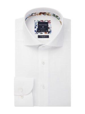 Profuomo heren wit oxford overhemd Originale