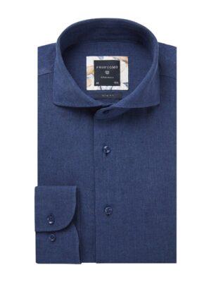 Profuomo heren royal linnen one-piece overhemd Originale