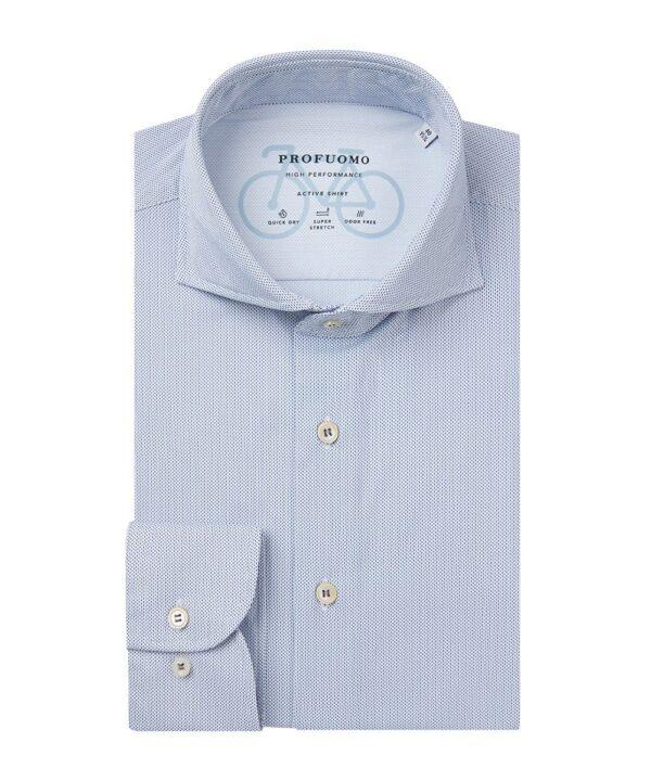 Profuomo heren high performance active overhemd Originale