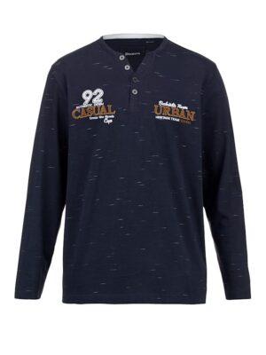 Babista T-shirt BABISTA Donkerblauw