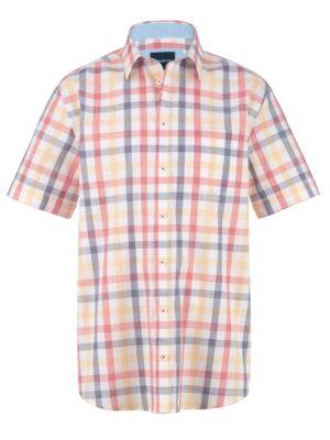 Babista Overhemd BABISTA Rood::Geel