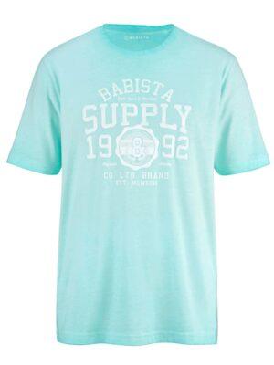 Babista T-shirt BABISTA Turquoise