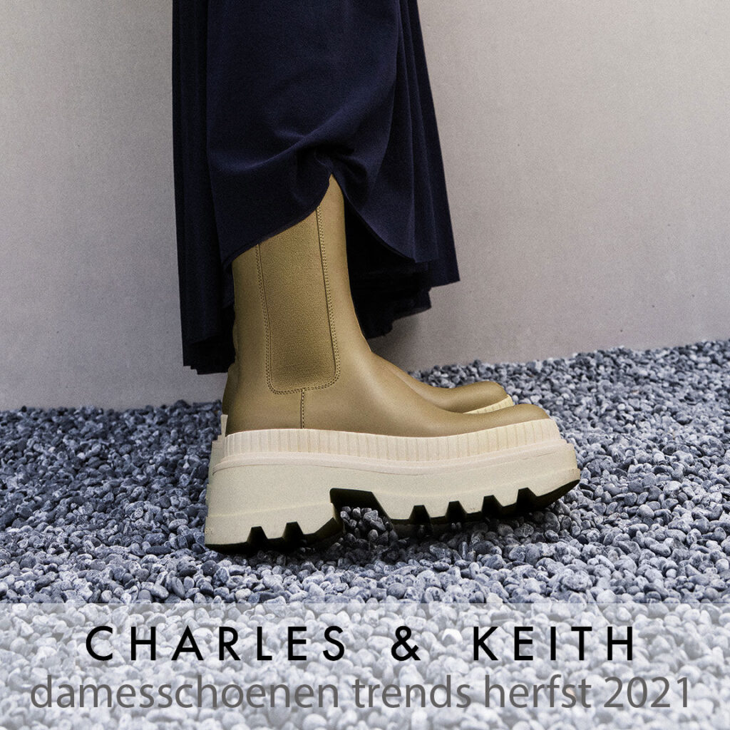 Pops-Fashion.com damesschoenen trends herfst 2021 Charles & Keith