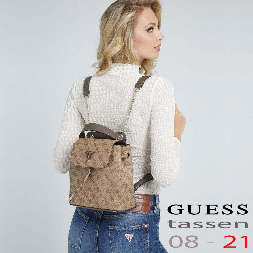 Pops-Fashion.com, de nieuwe tassen van Guess Augustus 2021