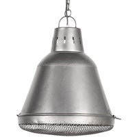 Hanglamp Gaas - Grijs - Metaal - XL