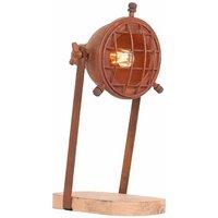 Tafellamp Grid - Rust - Metaal