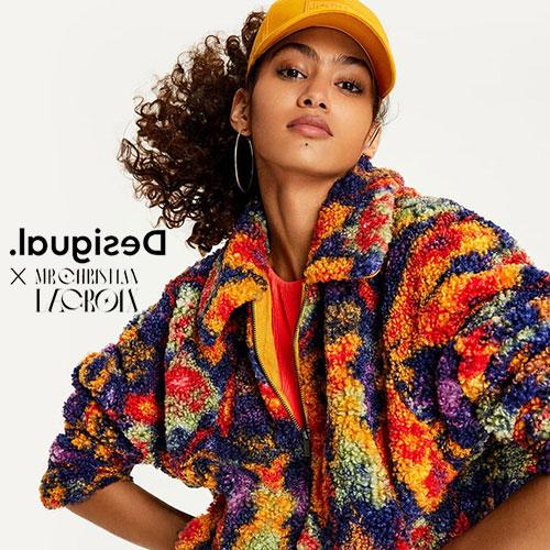 Pops-Fashion.com Desigual mr Christian Lacroix