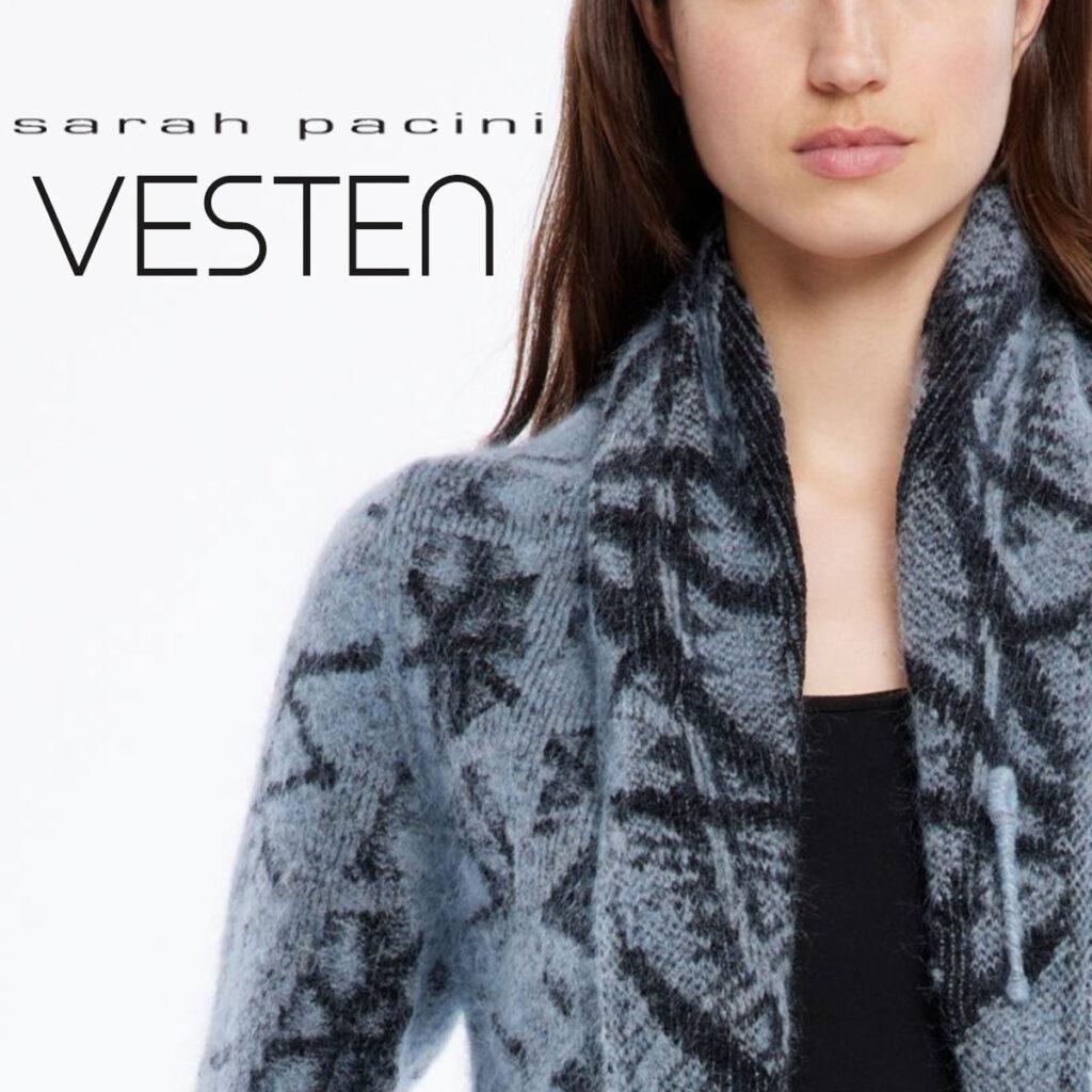 Pops-Fashion.com damesmode de herfst 2021 vesten collectie van Sarah Pacini