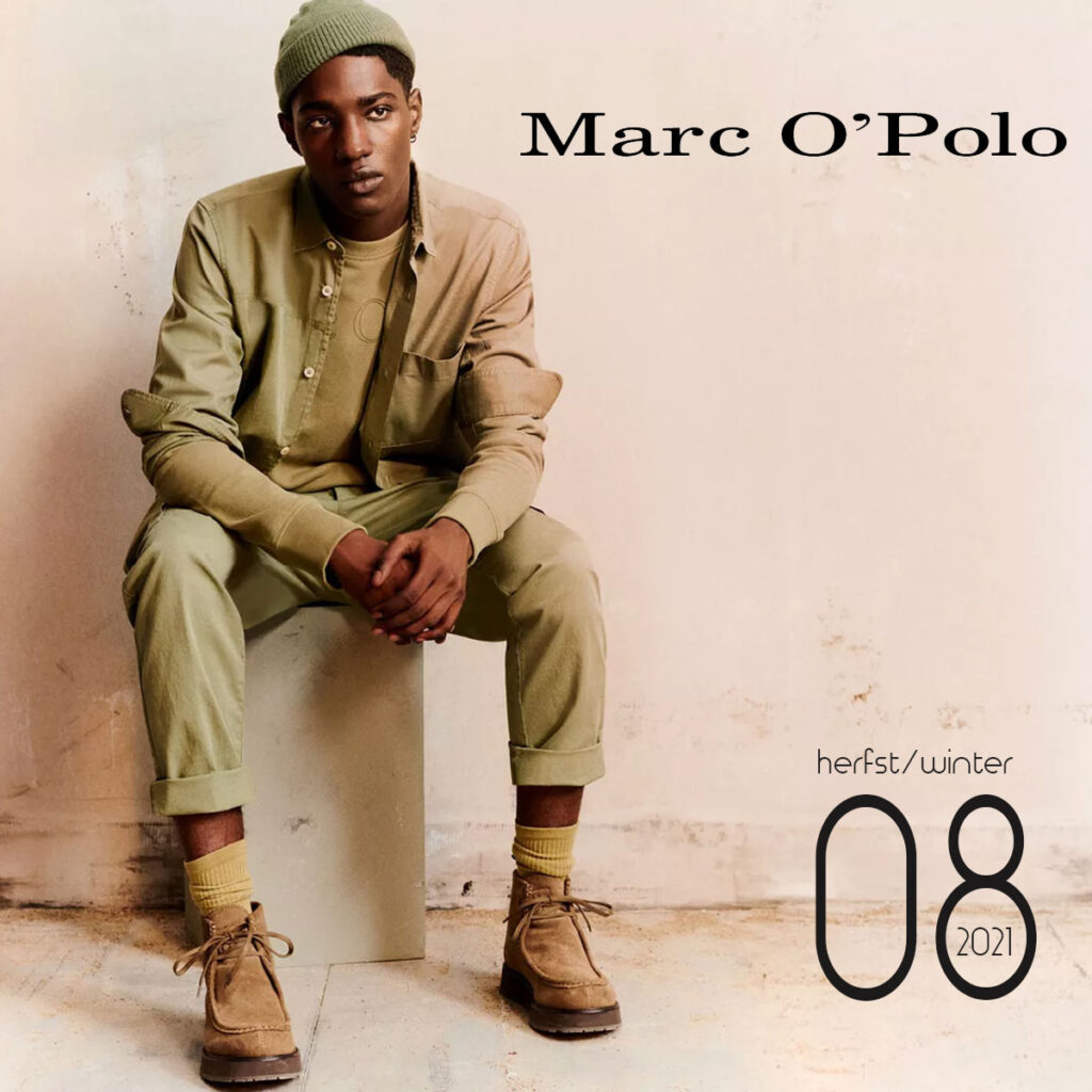 Pops-Fashion.com herenmode Marc O'polo collectie herfst winter 2021