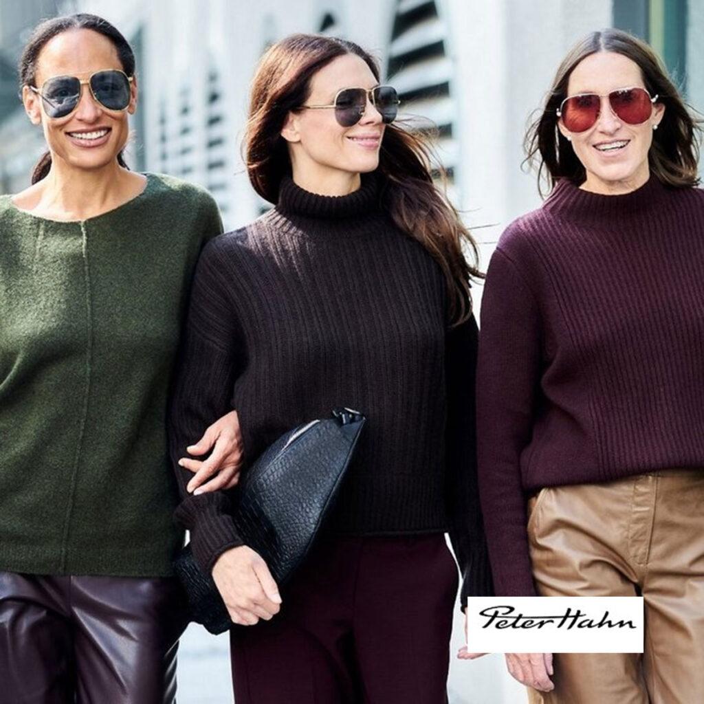 Pops-Fashion.com damesmode herfst trends 2021 gespot bij Peter hahn